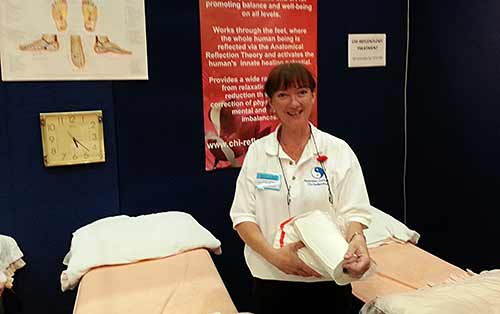 Sharon chi reflexology